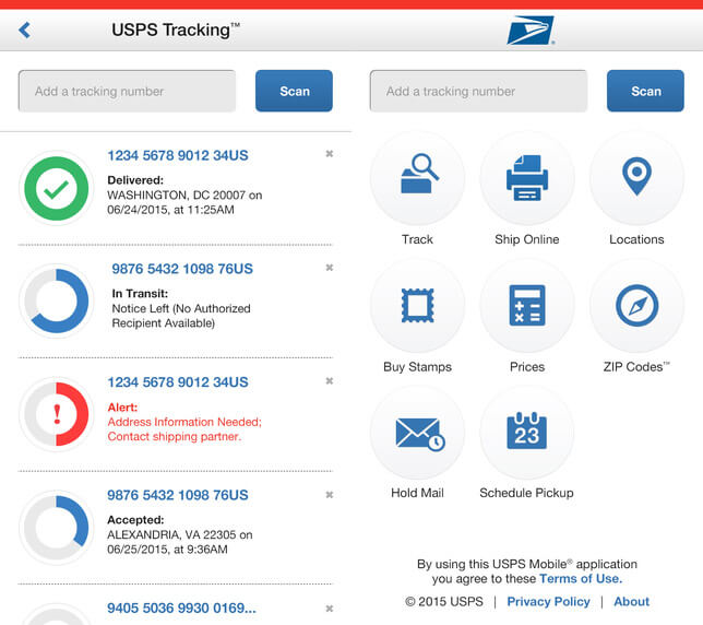 Usps tracking service tracking - Post office tracking mail ...