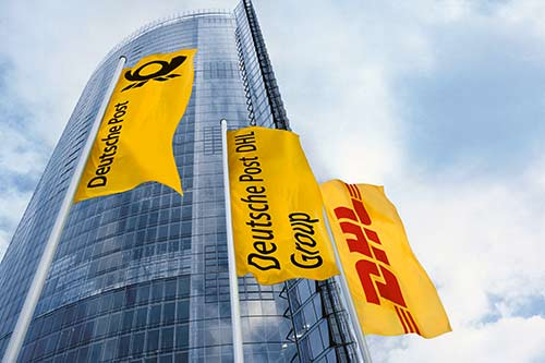 DHL HQ  - Copyrights by DHL