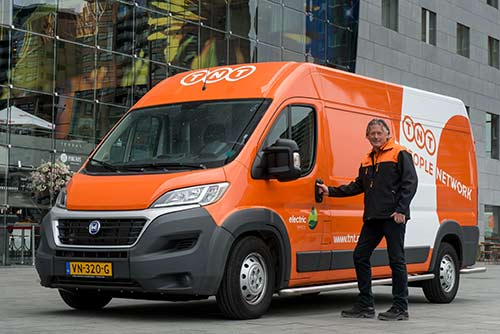 TNT Express Services - Copyrights by TNT
